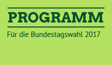 Programm zur Bundestagswahl 2017